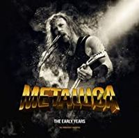 Cover Metallica - The Early Years - The Broadcast Archives