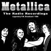 Cover Metallica - The Radio Recordings