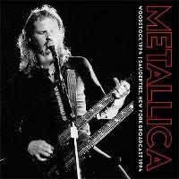 Cover Metallica - Woodstock 1994