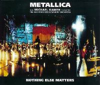 Cover Metallica with Michael Kamen conducting the San Francisco Symphony Orchestra - Nothing Else Matters