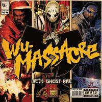 Cover Meth, Ghost and Rae - Wu-Massacre