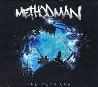 Cover Method Man - The Meth Lab