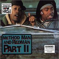 Cover Method Man and Redman - Part II