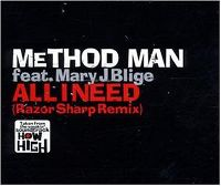 Cover Method Man feat. Mary J Blige - All I Need