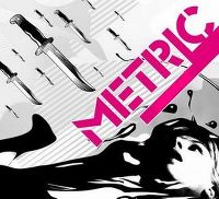 Cover Metric - Mainstream (EP)