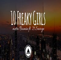 Cover Metro Boomin feat. 21 Savage - 10 Freaky Girls