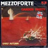 Cover Mezzoforte - Garden Party