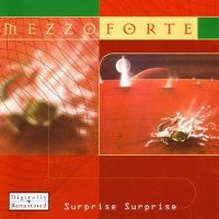 Cover Mezzoforte - Surprise Surprise