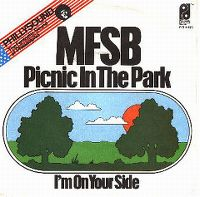 Cover MFSB - Picnic In The Park