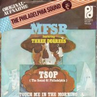 Cover MFSB feat. The Three Degrees - TSOP (The Sound Of Philadelphia)