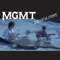 Cover MGMT - Congratulations