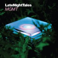 Cover MGMT - LateNightTales