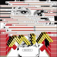Cover M.I.A. - /\/\ /\ Y /\