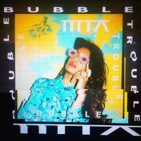 Cover M.I.A. - Double Bubble Trouble
