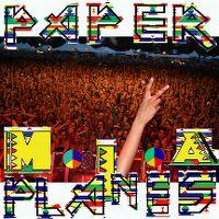 Cover M.I.A. - Paper Planes