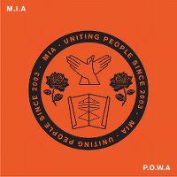 Cover M.I.A. - P.O.W.A