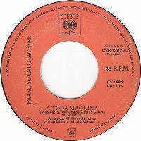 Cover Miami Sound Machine - A toda maquina