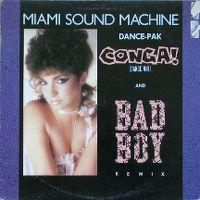 Cover Miami Sound Machine - Conga!