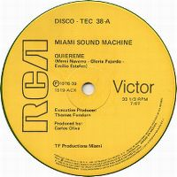 Cover Miami Sound Machine - Quiereme