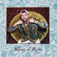 Cover Miami Yacine - Welcome 2 Miami