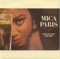 Cover Mica Paris - Breathe Life Into Me