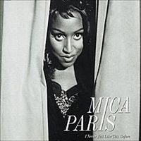 Cover Mica Paris - I Never Felt Like This Before