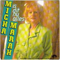 Cover Micha Marah - Is dit nu alles