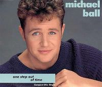 Cover Michael Ball - One Step Out Of Time