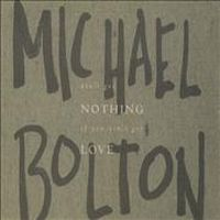 Cover Michael Bolton - Ain't Got Nothing If You Ain't Got Love