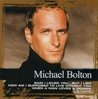 Cover Michael Bolton - Collections