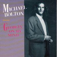 Cover Michael Bolton - Georgia On My Mind