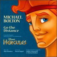 Cover Michael Bolton - Go The Distance