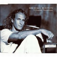 Cover Michael Bolton - I Found Someone
