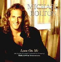 Cover Michael Bolton - Lean On Me