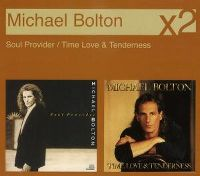 Cover Michael Bolton - Soul Provider / Time Love & Tenderness