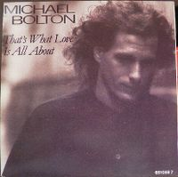 Cover Michael Bolton - That's What Love Is All About