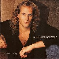Cover Michael Bolton - The One Thing