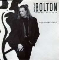 Cover Michael Bolton feat. Kenny G - Missing You Now