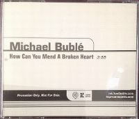 Cover Michael Bublé - How Can You Mend A Broken Heart