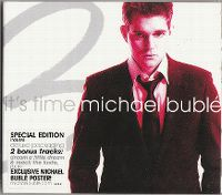 Cover Michael Bublé - It's Time