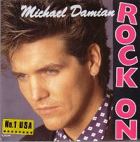 Cover Michael Damian - Rock On