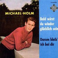 Cover Michael Holm - Bald wirst du wieder glücklich sein