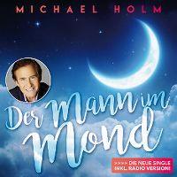 Cover Michael Holm - Der Mann im Mond