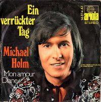 Cover Michael Holm - Ein verrückter Tag