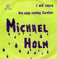 Cover Michael Holm - I Will Return