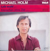 Cover Michael Holm - Leb wohl