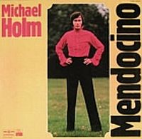 Cover Michael Holm - Mendocino