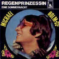 Cover Michael Holm - Regenprinzessin