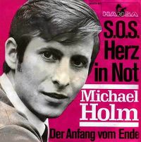 Cover Michael Holm - S.O.S. - Herz in Not