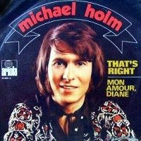 Cover Michael Holm - That's Right